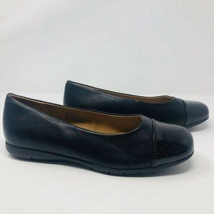 ComfortView 11W Fay Slip On Flat Loafer Shoes S0